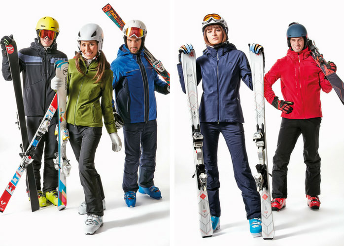 models photo shoot sport catalogue
