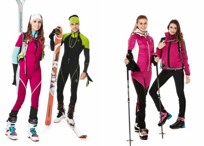 shooting modelli sci e alpinismo df sport specialist