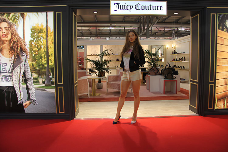 juicy couture hostess fiera micam