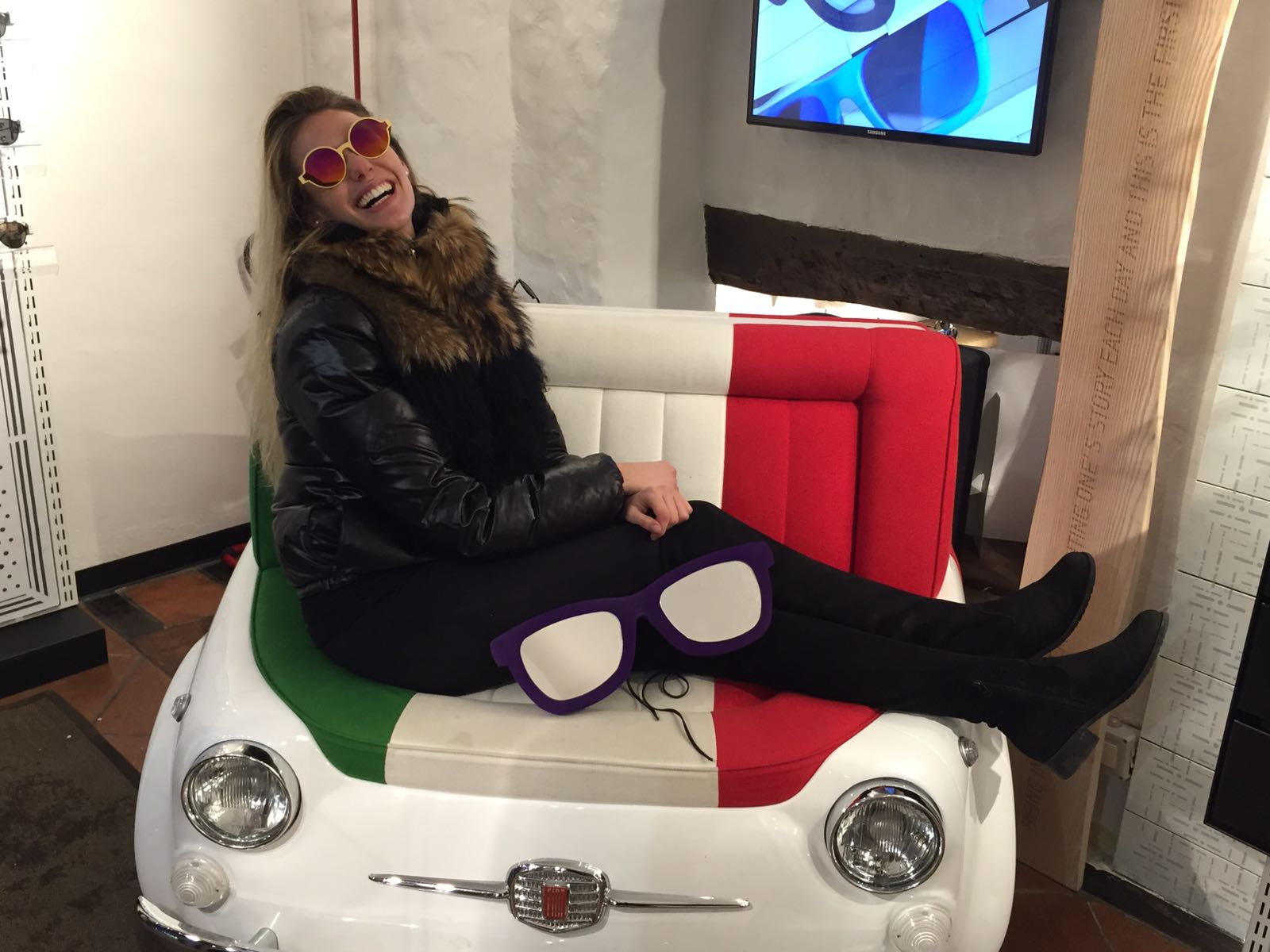 promoter punto vendita italia independent