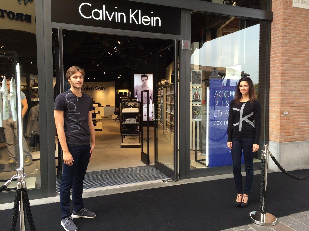 Calvin Klein Store at Franciacorta Outlet Village