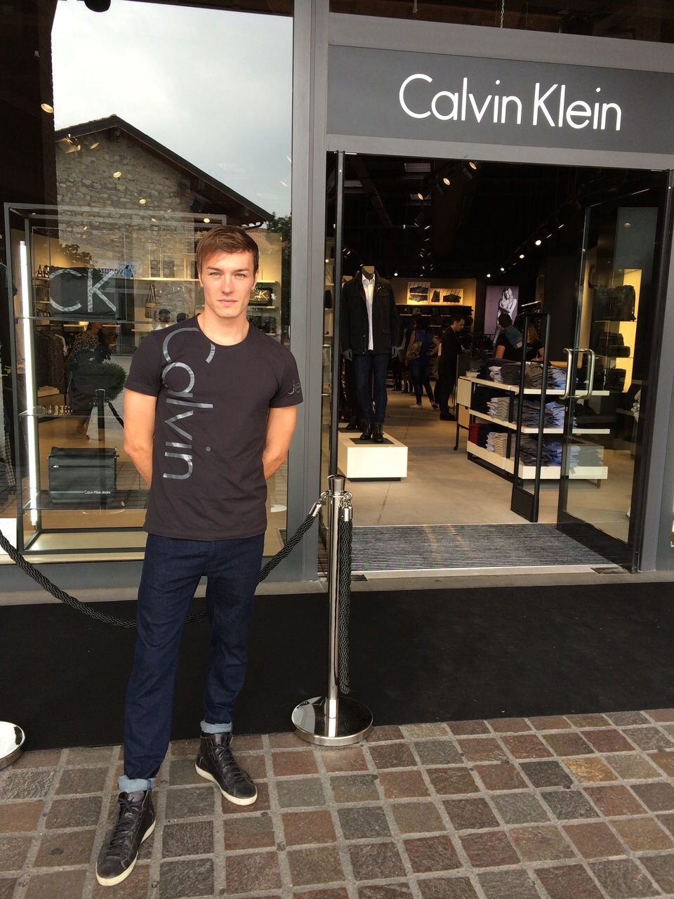 huge selection of 0d7e0 9a068 Calvin Klein Store al Franciacorta Outlet Village