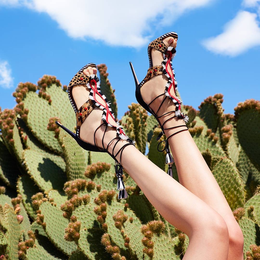 footwear model shooting milan