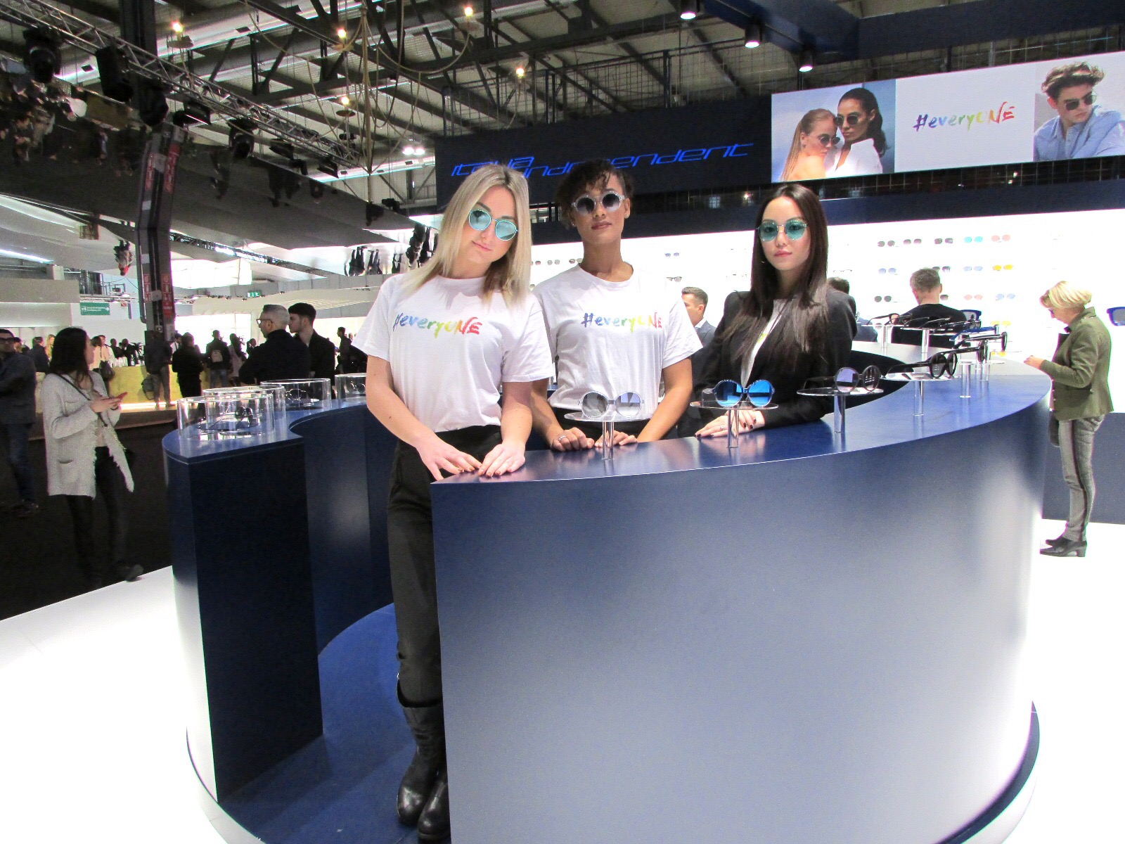 mido trade show hostess milan