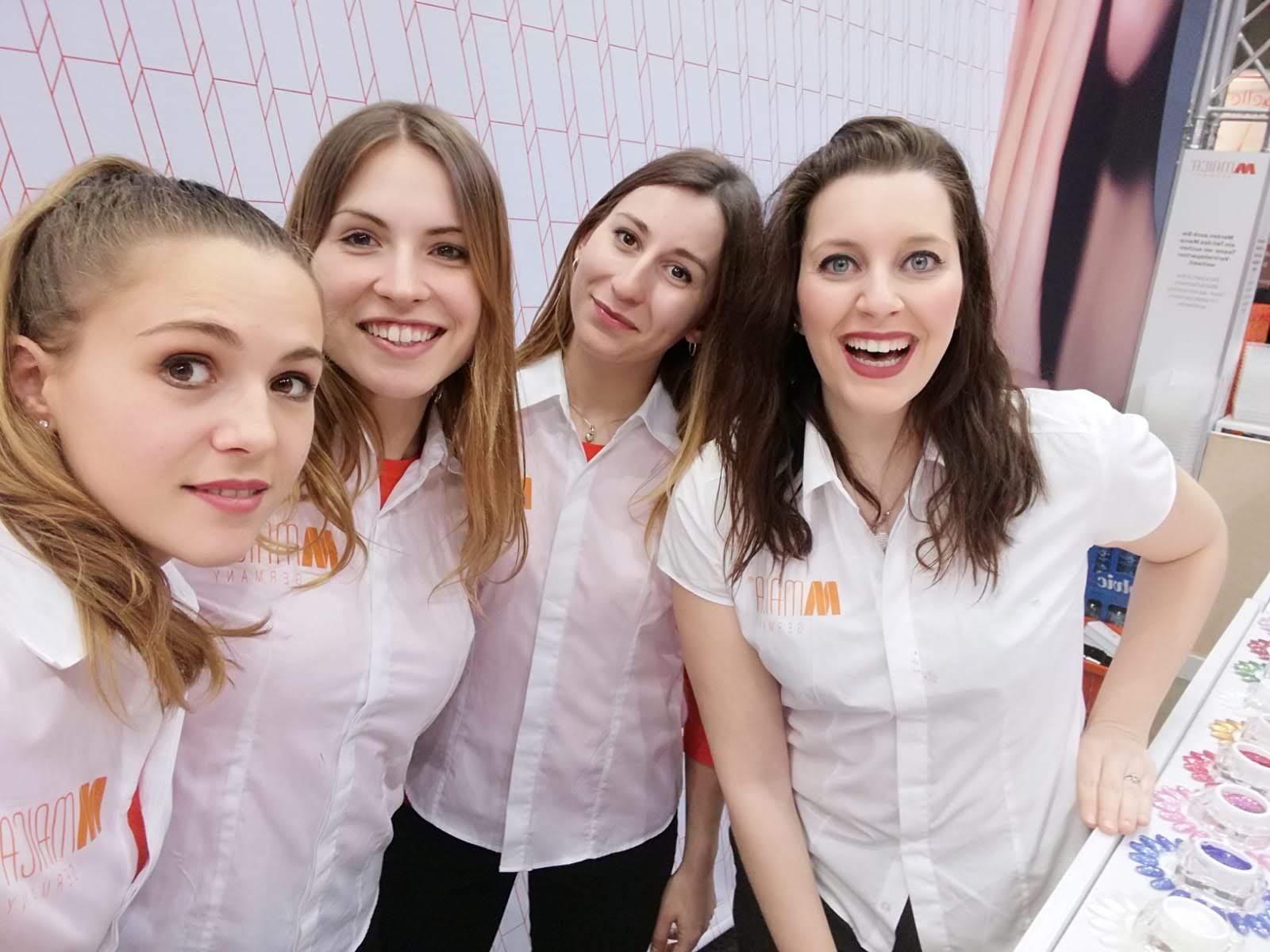 hostess team cosmoprof beauty