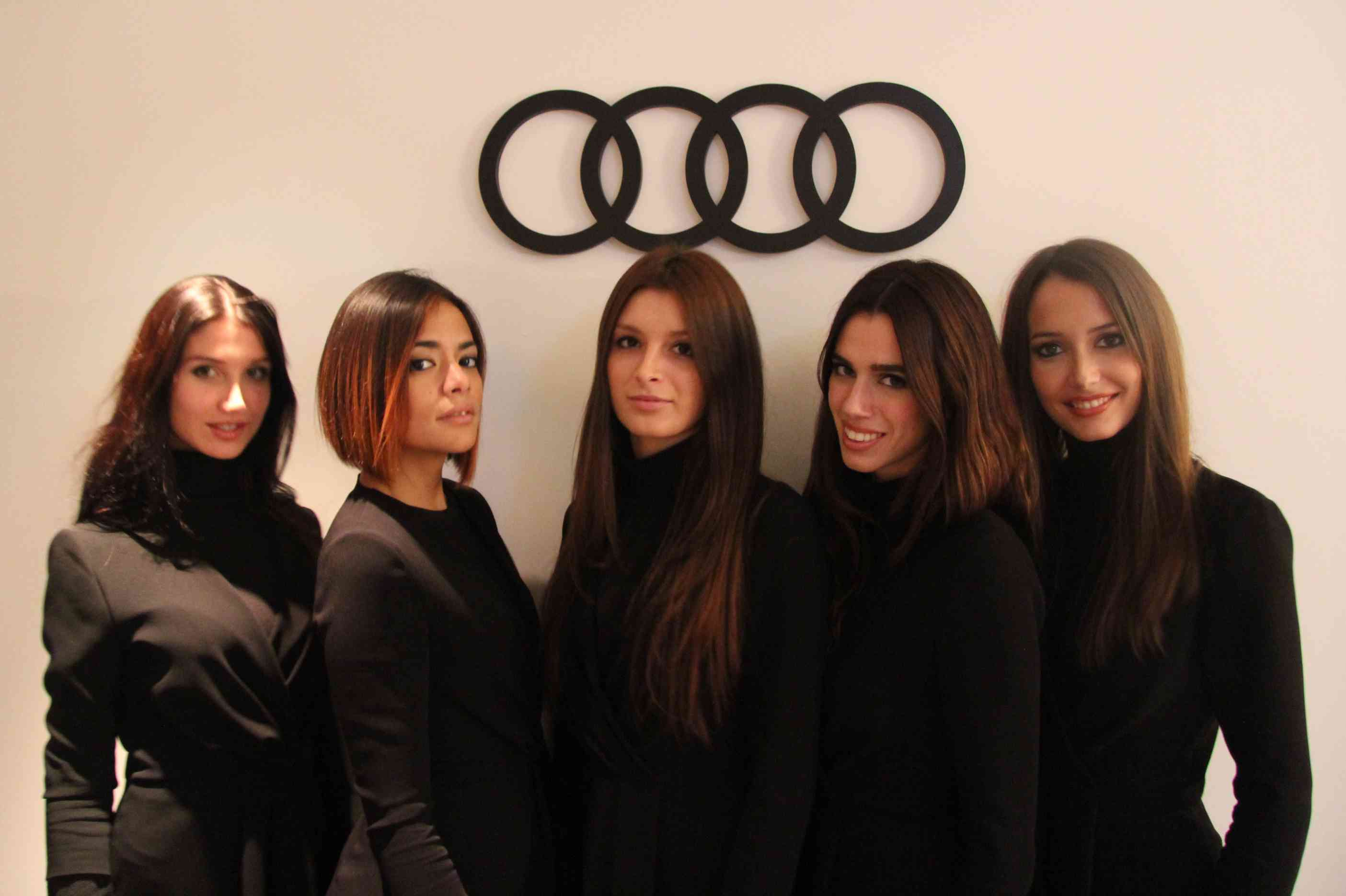 audi city lab hostess