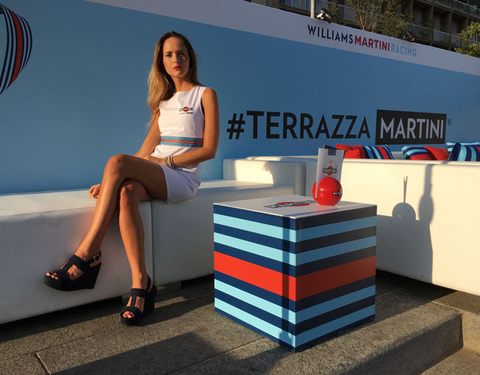 Beautiful Terrazza Martini Milano Eventi Images - Design Trends 2017 ...