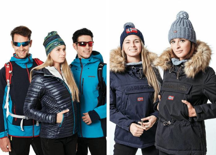 models for catalogue photo shoot